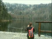 šumavské vodopády 19