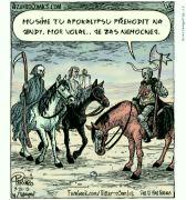 kreslený vtip č.7