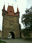 Pražská brána, Rakovník