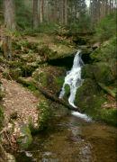 šumavské vodopády 42