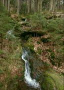 šumavské vodopády 44