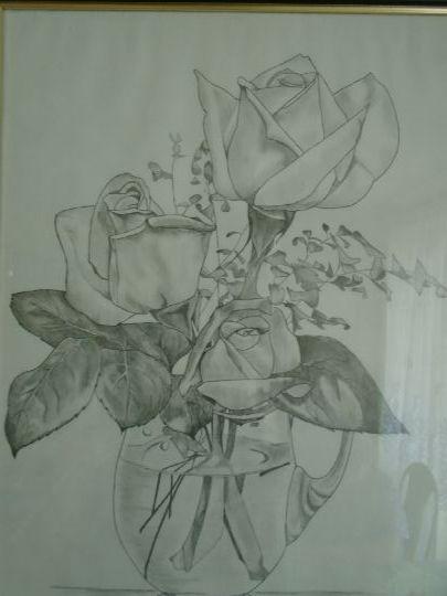 Růže ve džbánu (1996)