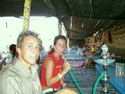 V beduínské vesnici