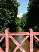 Červený most přes Úpu