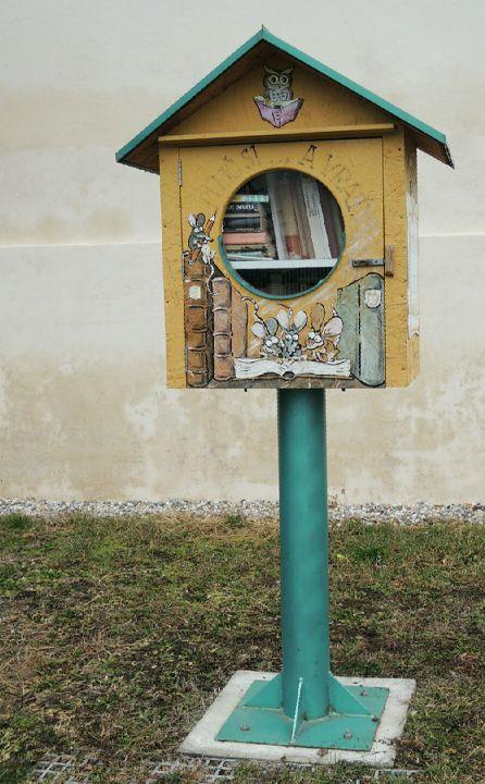 Knihovnička