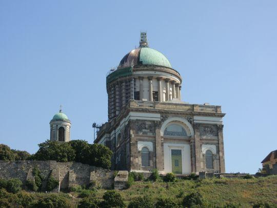 Katedrála v Ostřihomi