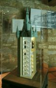 Model Jindřišské věže
