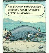 kreslený vtip č.2
