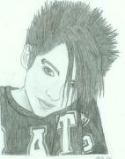 kreslila jsem Billa