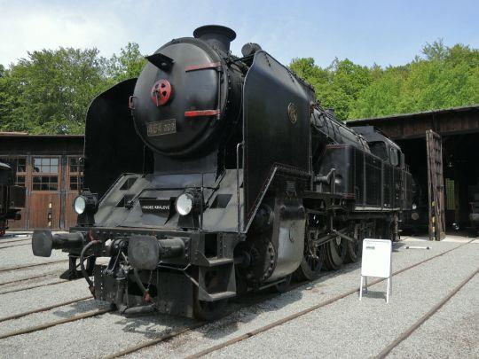 Muzeum Českých drah v Lužné u Rakovníka