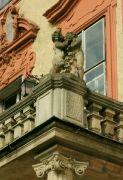 Detail balkonu