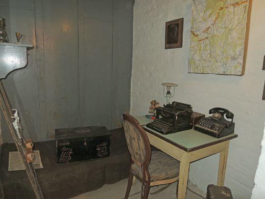 Pěchotní srub U Cihelny