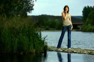 Slecna u vody
