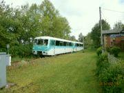 Ferkeltaxi OSEF Löbau, Schienenbus 033