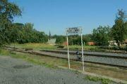 Před nádražím