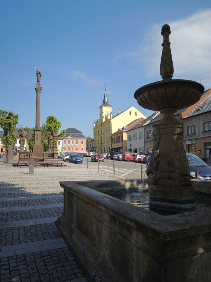 Husovo náměstí