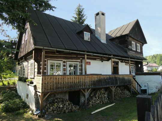 Dům se sedmi štíty