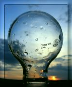 Skleněný balón