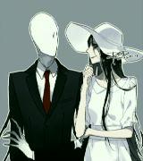 SlenderMan a Hachishakusama..Naše Svatba