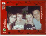 Společná fotka na XP2