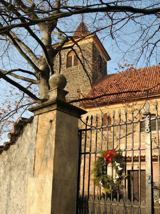 Kostel Nanabevzetí Panny Marie