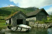 U jezera Strynsvatnet