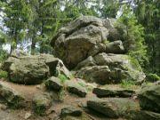 Kameny na Kleti.