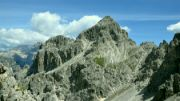 Dolomity - Cadini - Torre Siorpaes 2568