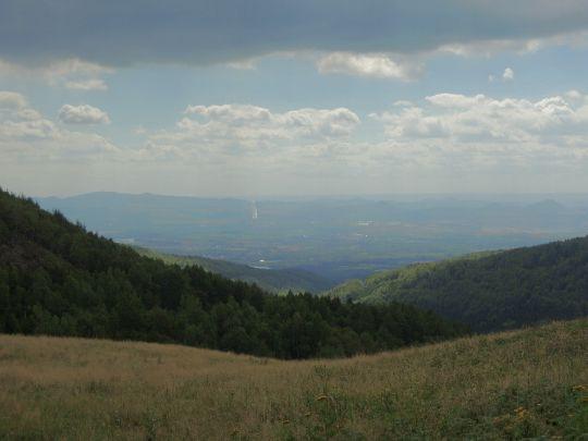 Výhled od Vitišky