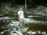 hoch od bobří řeky:)