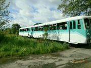 Ferkeltaxi OSEF Löbau, Schienenbus 034