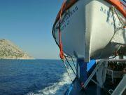 Cesta lodí