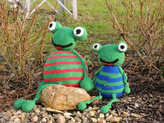 Veselé žáby