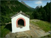 Kapličková cesta do Saas Grund