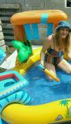 Blbnuti v bazenku