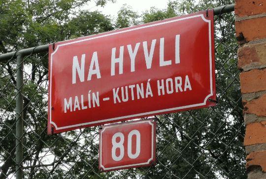 Záhadné jméno ulice