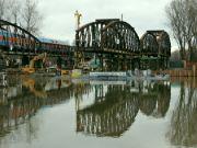 Druhá část mostu