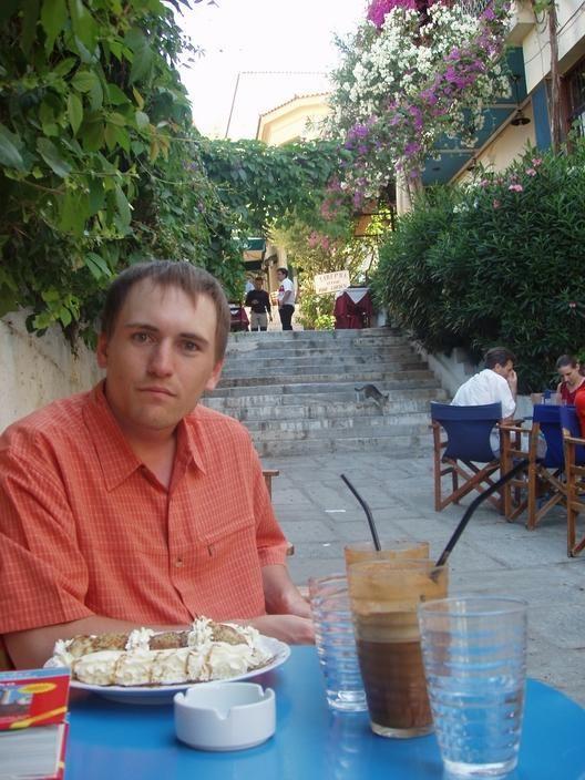 Athénská kavárna