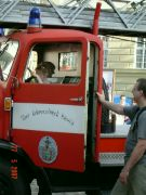 dokonce dobrovolné hasičky