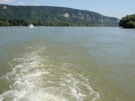 Výlet lodí po Dunaji