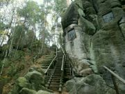 Cestou na Křížový vrch